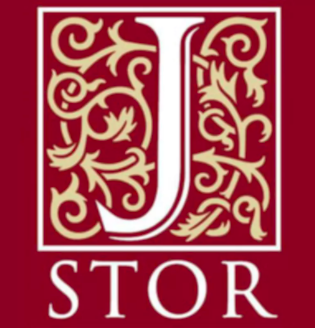 Jstor database icon link