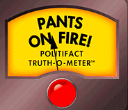 Link to Politifact website