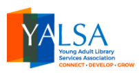Young Adult Services Association Logo