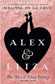 Book cover for Alex and Eilza