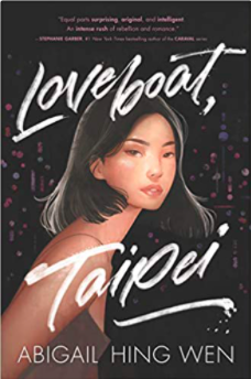 Love Boat Taipei book cover